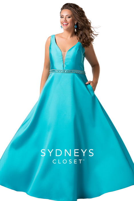 SC7242 Prom                                             dress by Sydney's Closet Prom+