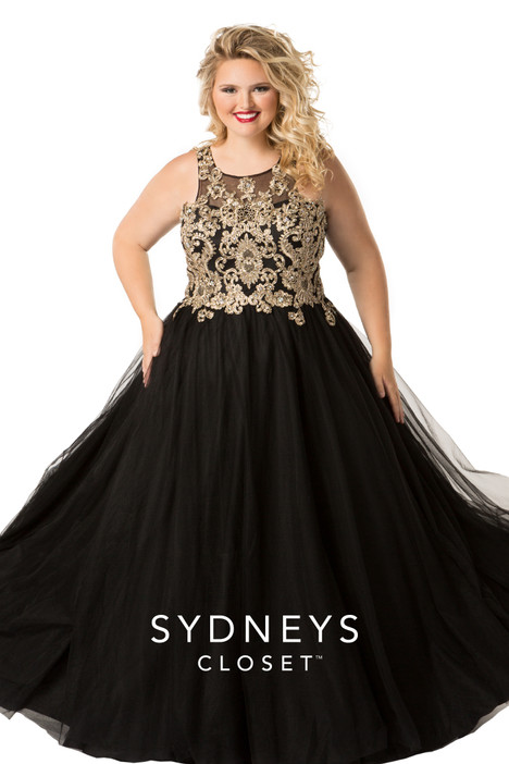 SC7245 Prom                                             dress by Sydney's Closet Prom+