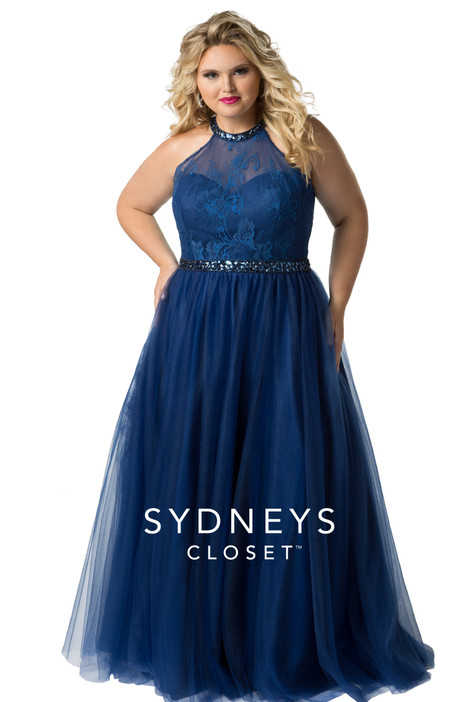 SC7247 Prom                                             dress by Sydney's Closet Prom+