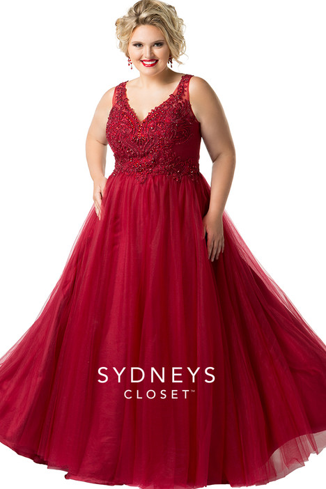 SC7248 Prom                                             dress by Sydney's Closet Prom+