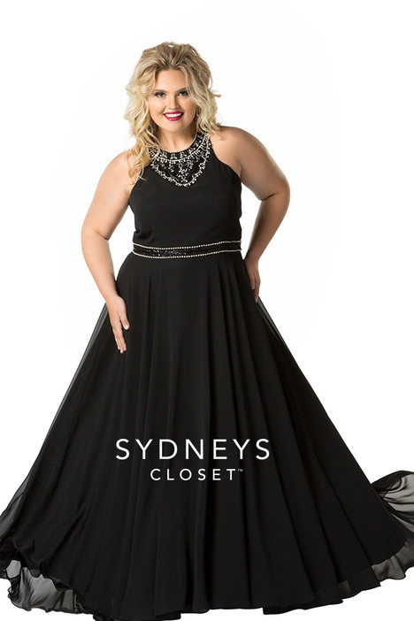 SC7252 gown from the 2019 Sydney's Closet Prom+ collection, as seen on dressfinder.ca