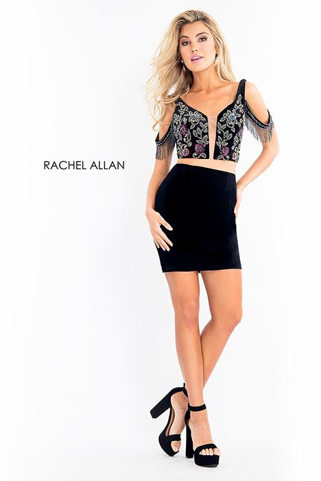 4591 Prom                                             dress by Rachel Allan