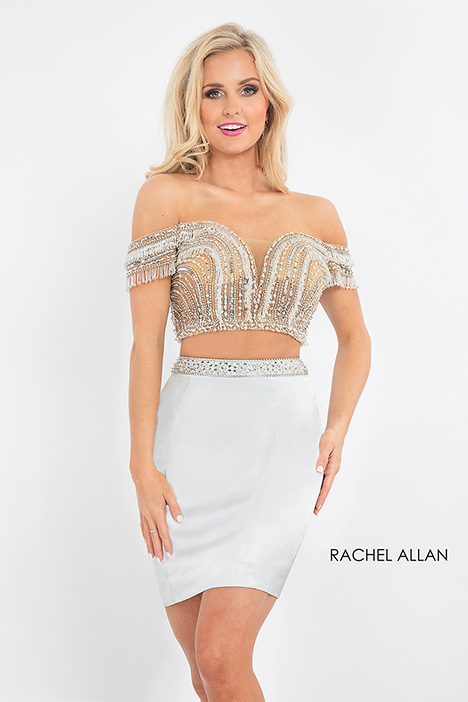 4595 (white) gown from the 2018 Rachel Allan collection, as seen on dressfinder.ca