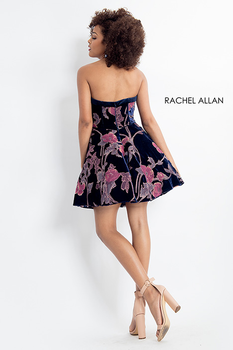 4616 (back) gown from the 2018 Rachel Allan collection, as seen on dressfinder.ca