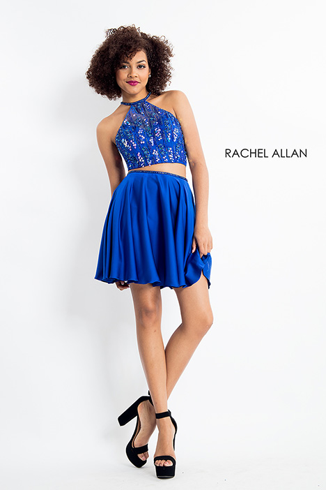 4619 (blue) gown from the 2018 Rachel Allan collection, as seen on dressfinder.ca
