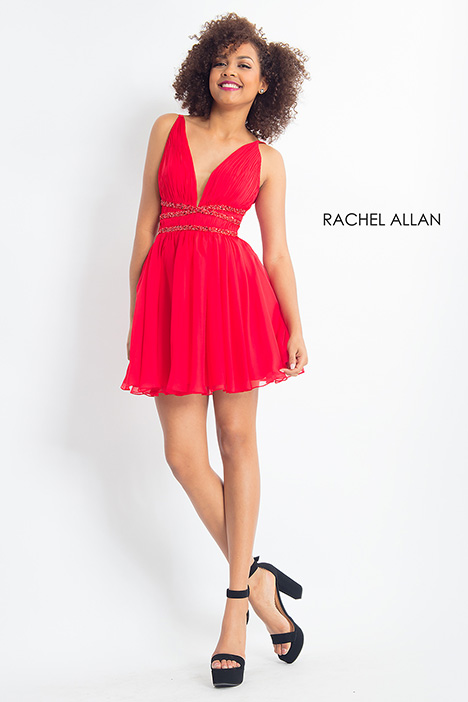 4624 (red) gown from the 2018 Rachel Allan collection, as seen on dressfinder.ca