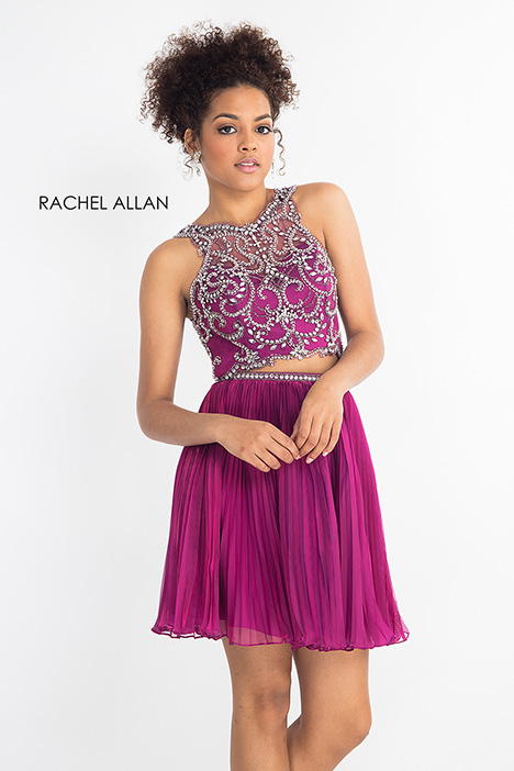 4629 (pink) gown from the 2018 Rachel Allan collection, as seen on dressfinder.ca