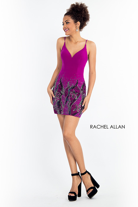 4641 gown from the 2018 Rachel Allan collection, as seen on dressfinder.ca