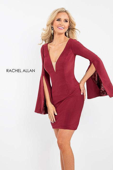 4649 Prom                                             dress by Rachel Allan