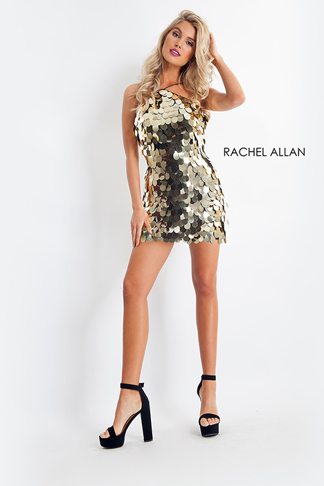 4654 (gold) gown from the 2018 Rachel Allan collection, as seen on dressfinder.ca