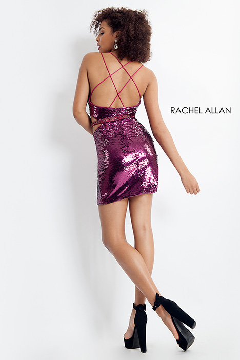 4657 (back) gown from the 2018 Rachel Allan collection, as seen on dressfinder.ca