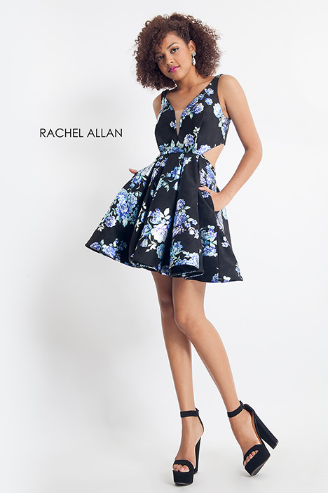 4664 gown from the 2018 Rachel Allan collection, as seen on dressfinder.ca