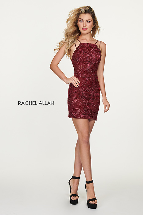 4674 (red) gown from the 2018 Rachel Allan collection, as seen on dressfinder.ca