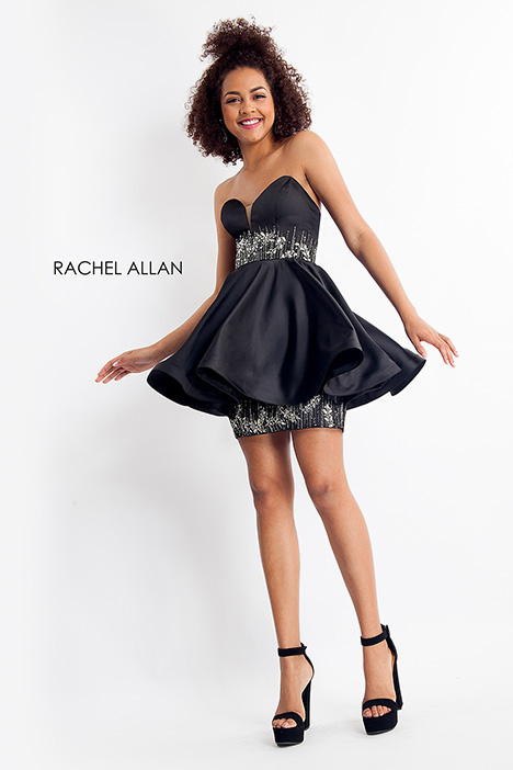 4696 (black) gown from the 2018 Rachel Allan collection, as seen on dressfinder.ca