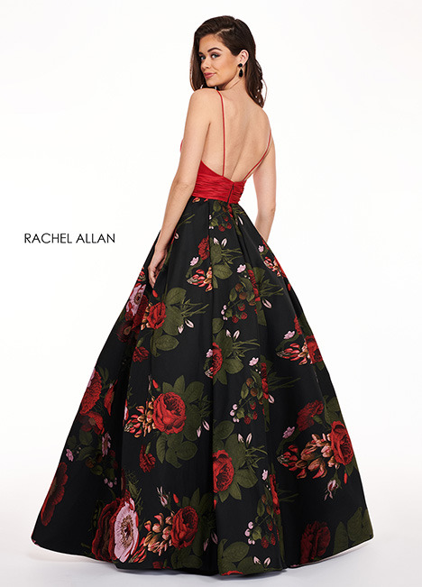 6416 gown from the 2019 Rachel Allan collection, as seen on dressfinder.ca
