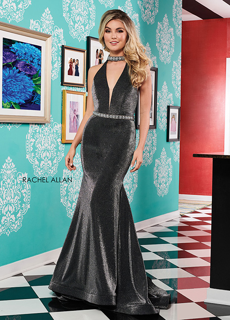6436 gown from the 2019 Rachel Allan collection, as seen on dressfinder.ca