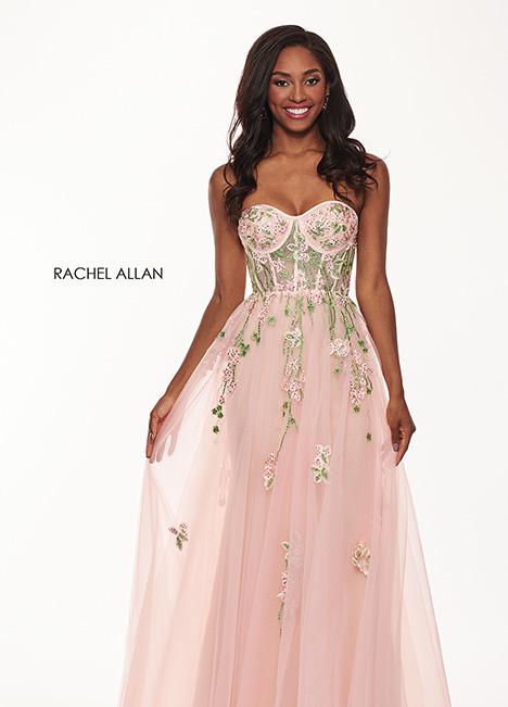 6474 (pink) Prom                                             dress by Rachel Allan