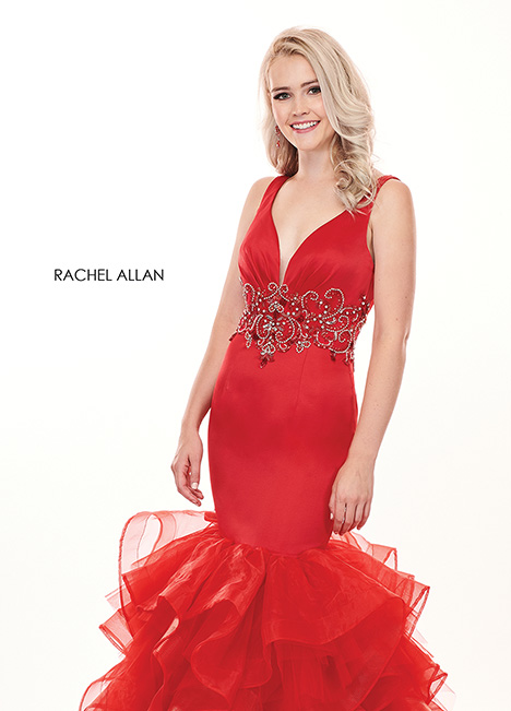 6494 gown from the 2019 Rachel Allan collection, as seen on dressfinder.ca