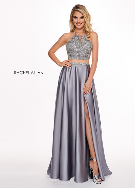 6497 gown from the 2019 Rachel Allan collection, as seen on dressfinder.ca