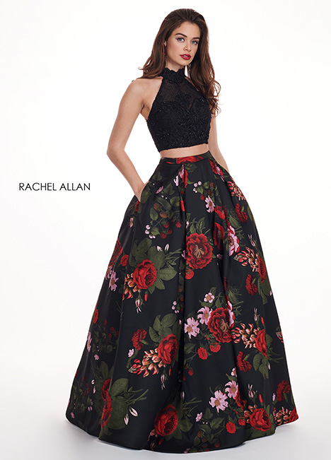 6504 gown from the 2019 Rachel Allan collection, as seen on dressfinder.ca