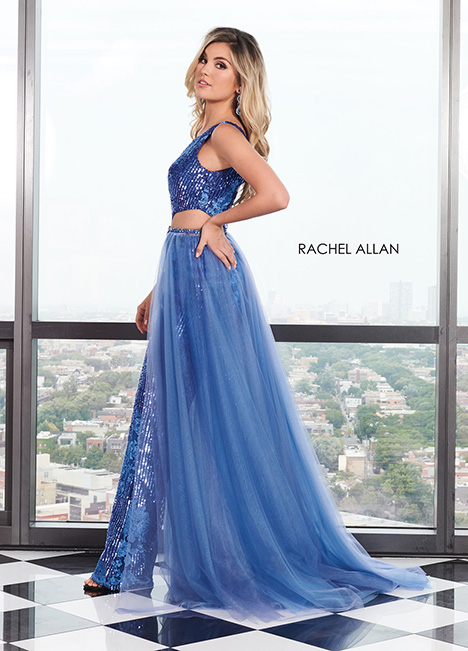 6527 (blue) gown from the 2019 Rachel Allan collection, as seen on dressfinder.ca