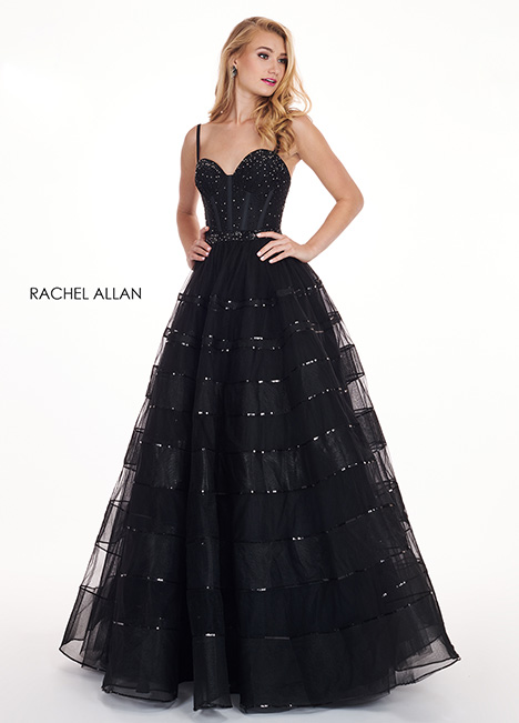 6576 gown from the 2019 Rachel Allan collection, as seen on dressfinder.ca