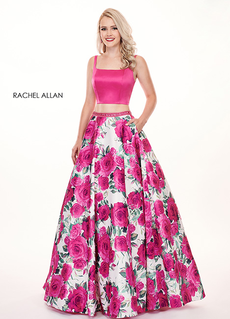 6589 gown from the 2019 Rachel Allan collection, as seen on dressfinder.ca