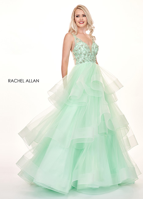 6642 gown from the 2019 Rachel Allan collection, as seen on dressfinder.ca