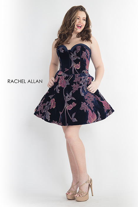 4800 Prom dress by Rachel Allan : Curves