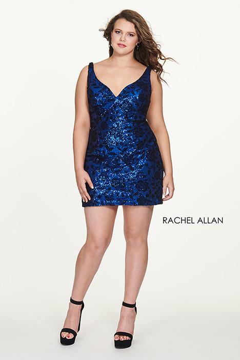 4812 Prom dress by Rachel Allan : Curves