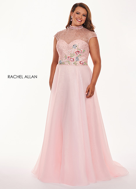 6661 Prom                                             dress by Rachel Allan : Curves