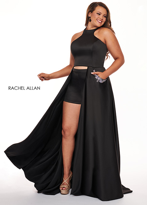 6662 Prom                                             dress by Rachel Allan : Curves
