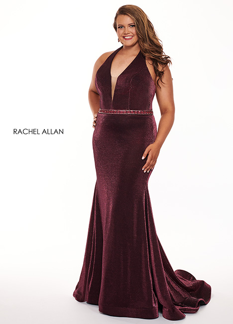 6667 Prom                                             dress by Rachel Allan : Curves