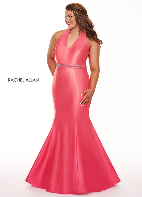 6669 Prom                                             dress by Rachel Allan : Curves