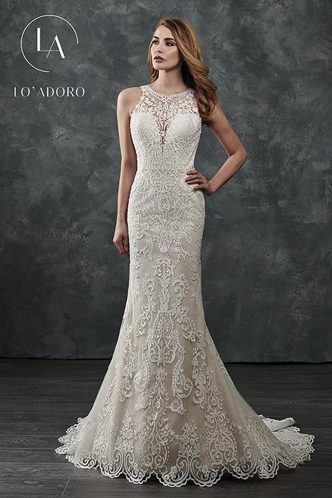 M658 Wedding                                          dress by Lo' Adoro