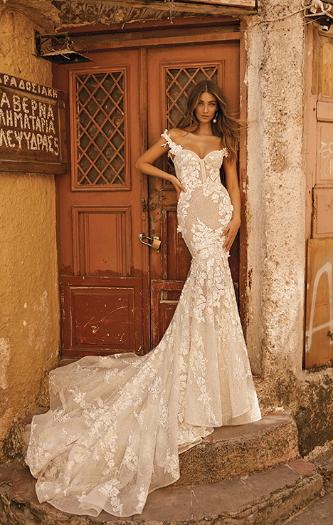 Style 19-101 gown from the 2019 Berta Bridal collection, as seen on dressfinder.ca