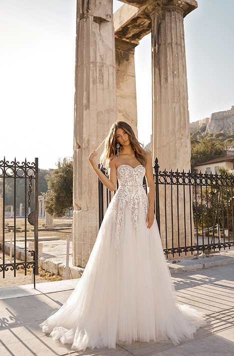 19-105 Wedding                                          dress by Berta Bridal