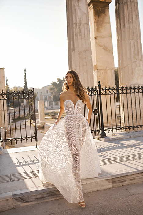 19-106 Wedding                                          dress by Berta Bridal