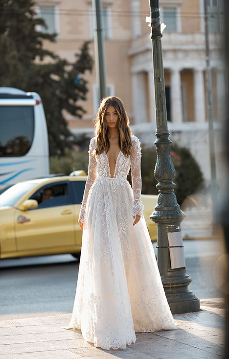 19-108 Wedding                                          dress by Berta Bridal