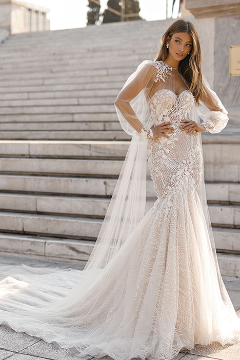 19-110 Wedding                                          dress by Berta Bridal