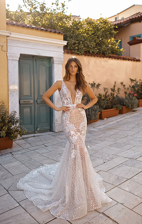 19-111 Wedding                                          dress by Berta Bridal