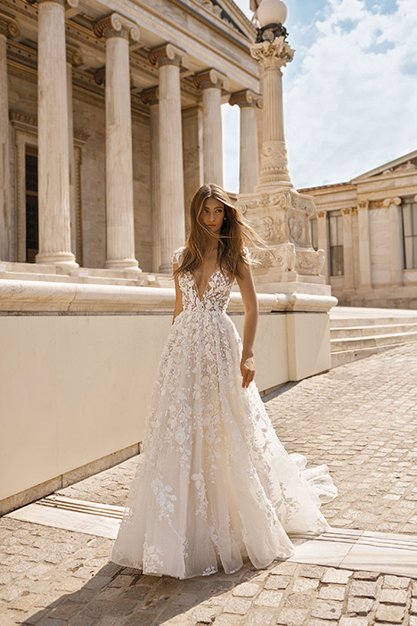 19-112 Wedding                                          dress by Berta Bridal