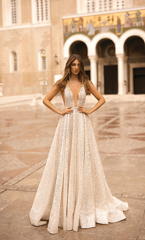 19-113 Wedding                                          dress by Berta Bridal