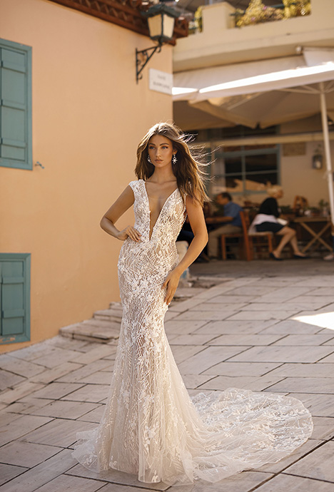 19-114 Wedding                                          dress by Berta Bridal