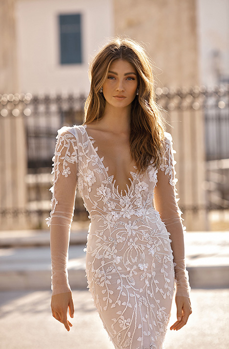 19-117 Wedding                                          dress by Berta Bridal