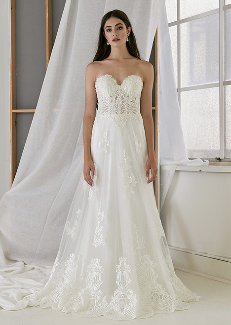 CZ2497 Wedding                                          dress by Cizzy Bridal