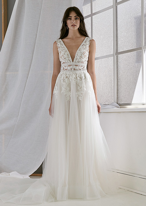 CZ2498 Wedding                                          dress by Cizzy Bridal