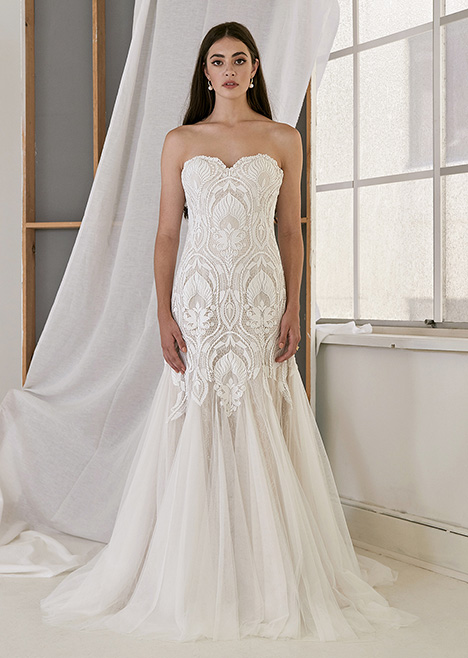 CZ2499 Wedding                                          dress by Cizzy Bridal