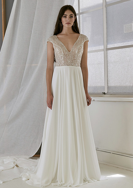 CZ 6095 Wedding                                          dress by Cizzy Bridal