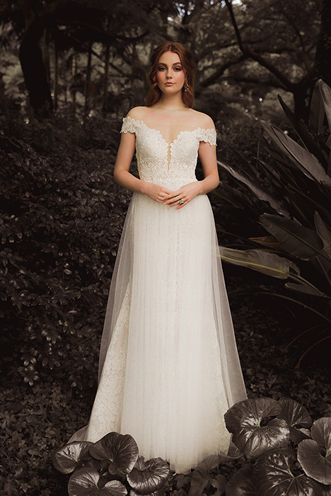 WS 271 Wedding                                          dress by Wedding Societe